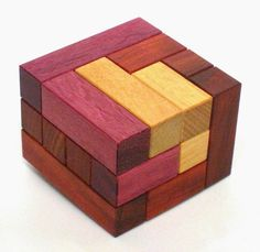 Jerry's Mechanical Puzzle Collection: Garmbaad