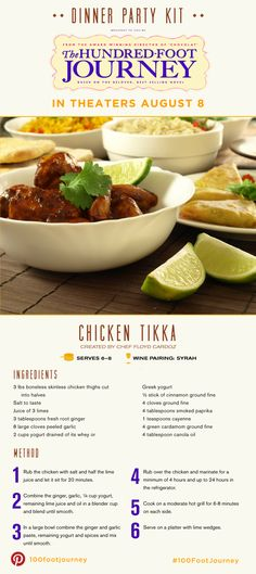 100FootJourneychicken-tikka-long - Inspired By Dis