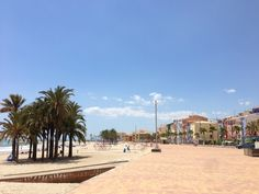 La Vila Joiosa en Alicante, Valencia