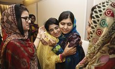 Standing With Malala: Meet the Teenagers Who Survived the Taliban and Kept Going to School In the Taliban assassination attempt on Malala Yousafzai, Shazia Ramzan, and Kainat Riaz were also shot—for no more than daring to go to school. Three years later, they're more committed to education than ever.