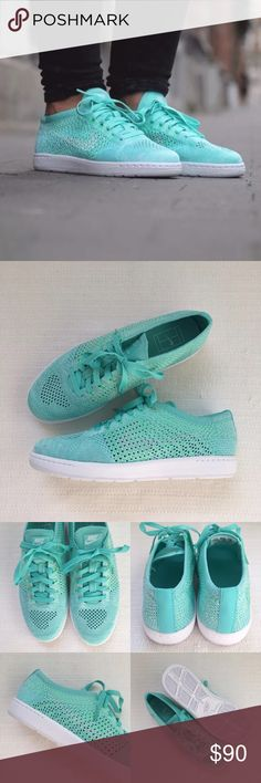 Women's Nike Tennis Classic Ultra Flyknit Sneakers Women's Nike Tennis Classic Ultra Flyknit Sneakers Style/Color: 833860-300  • Women's size 8 • NEW in box (no lid) • No trades •100% authentic Nike Shoes Sneakers
