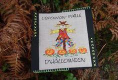 """CRéAdeS - Collection halloween : """"L'épouvan'paille"""""""