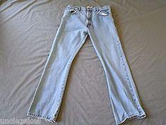 Levis Mens 517 Jeans Size 38x34