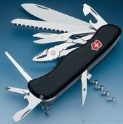 Victorinox Hercules (0.9043.3) Can never forget this one out! One of Victorinox's most popular models...