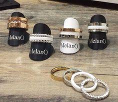Melano Side ring