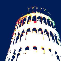 Andy Warhol pop word takes over Pisa | Flickr - Photo Sharing!