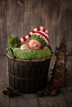 Fotografía de bebes  *  Ya huele a navidad * Daniela Pacheco Fotografía * México