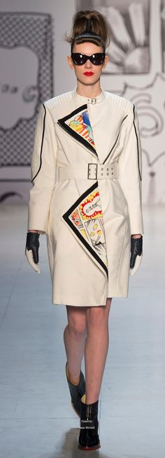 Tsumori Chisato Collections Fall Winter 2015-16 collection