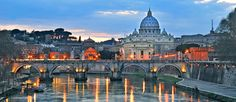 Find Cheap Flights to Rome with NanakFlights. If you are looking for flights to Rome or want tour packages to Rome, Italy for few days, you will always get best flights deals to Rome with NanakFlights. Places To Travel, Places To See, Wonderful Places, Beautiful Places, Greece Cruise, Voyage Rome, Rome City, Vatican City, Rome Hotels