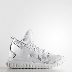 """The Adidas Tubular X """"White Camo"""" is NOW available!  Click the link in our profile bio to grab a pair! #SneakerLaunches #SneakerShouts by sneakerlaunches"""