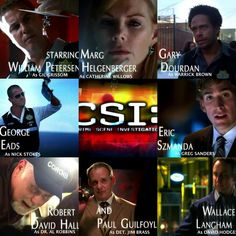 CSI: Las Vegas Photographs | CSI:Crime Scene Investigation - CSI