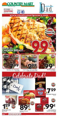 Branson Country Mart - Effective dates: June 13 - 19, 2012