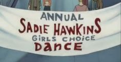 sadie hawkins day | Sadie Hawkins Dance - X-Men Evolution Wiki