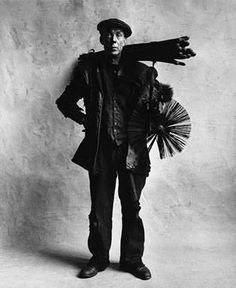 Irving Penn Small Trades