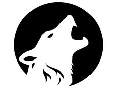 Halloween howling wolf stencil – free pumpkin carving, A werewolf howling away at halloween night transforming from a wolf into a wolf man? Description from shortnewsposter.com. I searched for this on bing.com/images