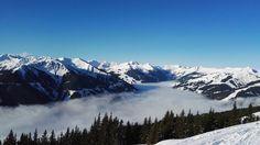 A view over the mountains Austria Salzburg [41602336] #reddit