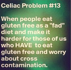 Celiac problems