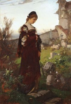 ~ Sándor Liezen-Mayer ~ (Czech,1839-1898)