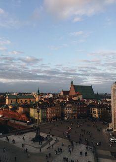 Warsaw old town. Warsaw Old Town, Warsaw Poland, Paris Skyline, City, Travel, Voyage, Viajes, Traveling, Trips