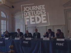 Succès pour la journée d'études de la FEDE – FEDE – Federation for EDucation in Europe Europe, Tech Companies, Father, Company Logo, Success, Day, Pai, Dads