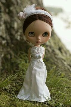 Blythe Dolls Wedding