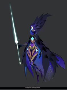 Here a few concept art ideas I provided for Waven around a multi elements Xelors. I went cosmic on this… LOL May be too much because they couldn't fit in the art guidance. Character Design References, Game Character, Character Concept, Concept Art, Fantasy Character Design, Character Design Inspiration, Fantasy Creatures, Mythical Creatures, Arte Dark Souls