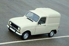 Renault 4L fourgonnette