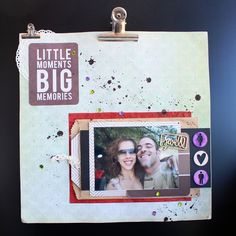 layout scrapbooking scrap