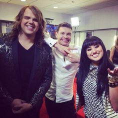 Ryan with Caleb & Jena