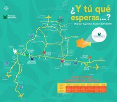Ruta Turística de Oaxaca: Caminos del Mezcal ~ Vive Oaxaca - Página Oficial