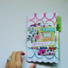 Here's the full flipbook. #penpals #snailmail #happymail #creativemail #sharingtheloveofcreativity #handmade #letter #penpalling #penpal #snailmailrevolution #snailmailing #snailmaillove #flipbook #scrapbooking #minialbum #snailmailflipbook #madeforsnailmailideas