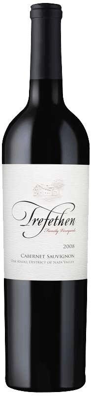 Trefethen Family Vineyards Napa Cabernet 2008