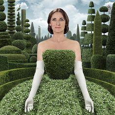 Portrait of Isabel / Detail Size: 115 x 150 cms Author : Angel Pantoja Strapless Dress, Author, Detail, Portrait, Dresses, Women, Fashion, Strapless Gown, Vestidos
