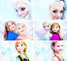ziegler sisters frozen