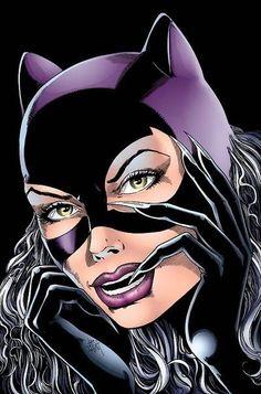 Catwoman by Jim Balent