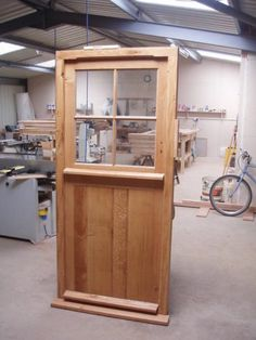 Nicely done! TRADITIONAL BESPOKE SOLID OAK STABLE EXTERIOR DOOR | eBay