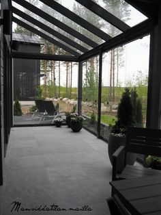Product Performance Features  Return on Investment Outdoor Spaces, Outdoor Living, Outdoor Decor, Interior Design And Construction, Glass Room, Side Garden, Glass House, Pool Houses, Lounge