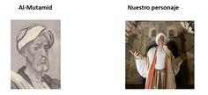 Al- Mutamid rey taifa de Sevilla (1069-1090), de la familia de los abadíes. Hijo y sucesor de al-Mutadid (1042-1069).