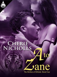 A to Zane- Shifters of Hillside Book 4