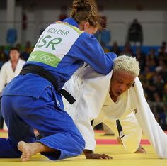 Yolanda Bukasa competed in judo she is a member of the Refugee Olympic team