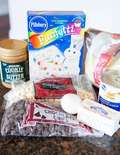 Cake batter recipes