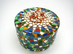 Jewel Box - Joyero - Gaudí #Souvenir #barcelona #beautiful
