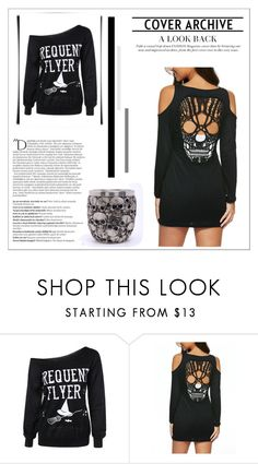 """""""Halloween!!!"""" by mezzy-military ❤ liked on Polyvore featuring Balmain"""