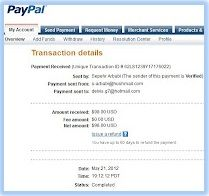 There are some trusted ptc sites list in 2013 with payment proofs