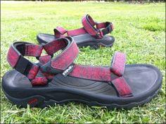 Getestet: Teva Trekking Sandalen bei Zalando bestellt
