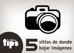#EDUTips | 5 lugares de los que bajar imágenes de calidad para tus trabajos y proyectos de clase