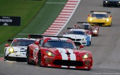 Dodge Viper @ Circuit Of The Americas 2014