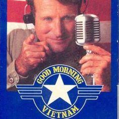'Good Morning, Vietnam,' 1987.