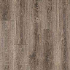 Pergo MAX Premier 7.48-in W x 4.52-ft L Heathered Oak Wood Plank Laminate…