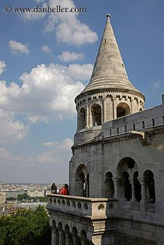 CASTLES OF HUNGARY | jpg archways, budapest, castle hill, castles, clouds, europe, hungary ...